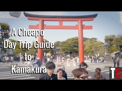 A Cheapo's Day Trip Guide to Kamakura