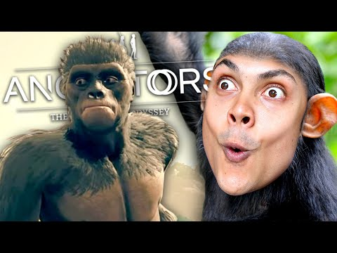 Evolving From MONKEYS WAS A MISTAKE |