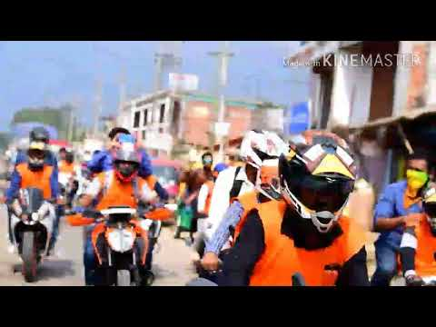 Agartala KTM orange Ride....   To Neermahal.. Ready To Race