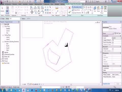 Hướng dẫn cơ bản Revit Architecture ( Bài 1 ) - WeArrt - Nơi làm việc, học tập và hợp tác Revit