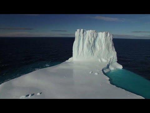 euronews (en français): L'expédition au Pôle Nord qui veut briser la glace