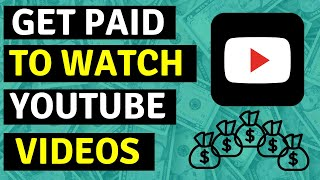 Get Paid To Watch Youtube Videos - Payment Via Paypal 👀📹🏦