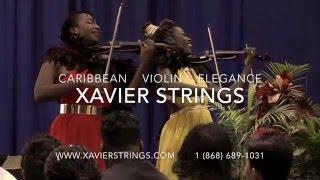 Soca 2016 Allez (Teddyson John) People (Kes) - Xavier Strings Live
