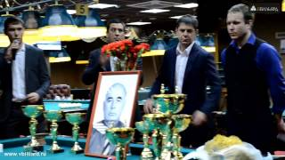 Открытие VI традиционного турнира памяти Казаева В. Г.