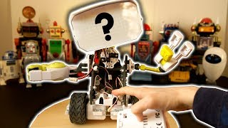 Meccano MAX Robot Wiring Explained - How to connect the electronics