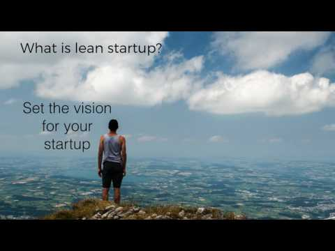 Week 3 - Lean Startup