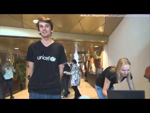 Universiteiten Nederland Wageningen University Atlas Orion en Forum