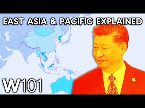 East Asia & the Pacific Explained   World101