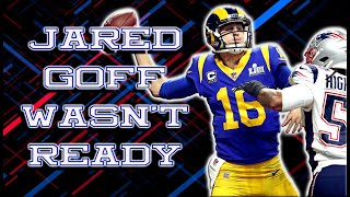 How the DECLINE of Jared Goff and RISE of the Patriots' Defense Won Super Bowl 53
