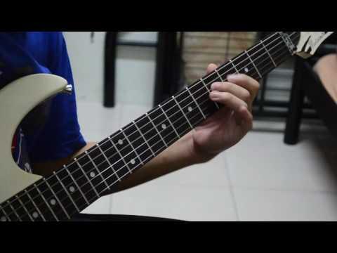 Taju Remaong - Sanggup Nganti - Guitar Solo - Cover