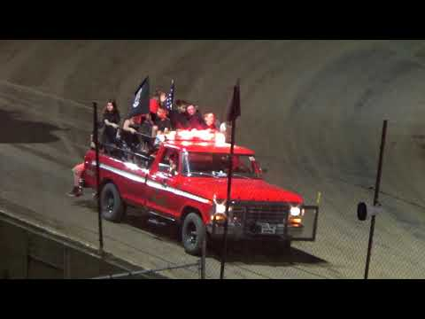 Lights Parade at Crystal Motor Speedway on 07-03-2018!!