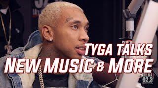 Tyga Talks