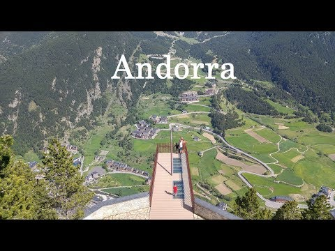 Trip to southern France and Andorra