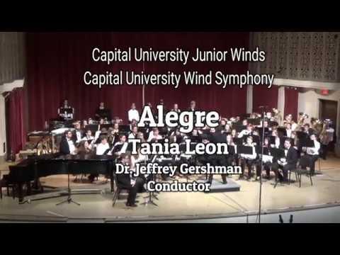 Capital University Junior Winds - Alegre