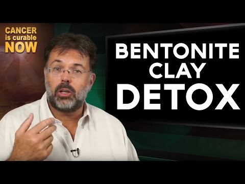 How to use Bentonite Clay for a full body detox.