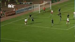 FK SARAJEVO - FK ZETA 2-1, 02.08.2012 FACE tv Thumbnail