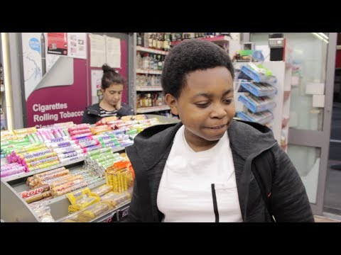 Chicken Connoisseur - Five Pound Munch Coming Soon | Grime Report Tv