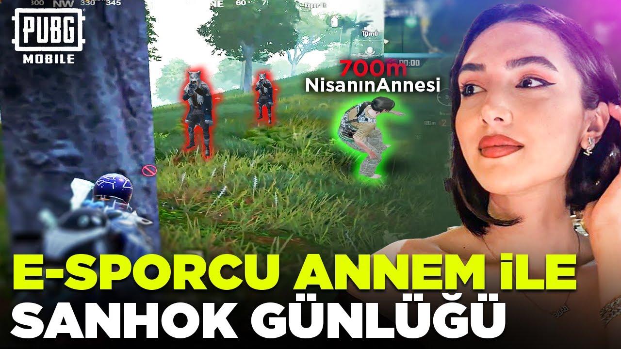 ANNEMLE BOOTCAMP TEMİZLEDİK!! BENİ BIRAKIP KAÇTI!! | PUBG Mobile
