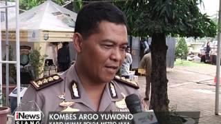 Polisi Kemaren Gelar Olah TKP Kasus Pengeroyokan Di STIP - INews Siang 13/01
