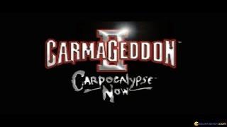 Carmageddon 2 gameplay (PC Game, 1998)