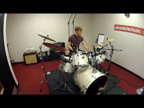 Learn to Play the Drums - Udemy Promo Video Learn to Play the Drums Course - 1300 students enrolled