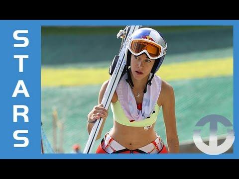Sarah Hendrickson | First Female Ski Jumping World Cup Winner | Trans World Sport