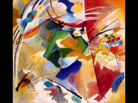 Wasily Kandinsky ~ first abstract painter