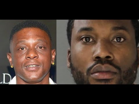Boosie REACTS to Meek Mill Situation and Believes He Will Come Home Even Stronger and RICHER