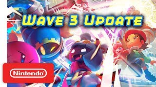 Download Kirby Star Allies: Wave 3 Update - Nintendo Switch Mp3 and Videos