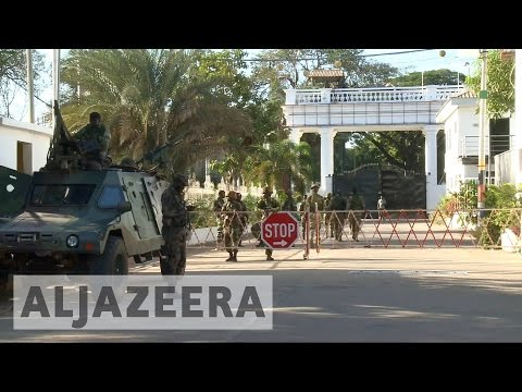 Gambia: West African Troops Secure Presidential Palace