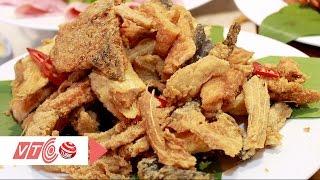 Cá hồi rang muối: Món ăn đẳng cấp | VTC