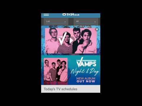 Universal Music UK Virgin EMI The Vamps Night & Day - Video Takeover Split