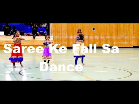 SAREE KE FALL SA KIDS DANCE PERFORMANCE | TAMIL FOOTBALL TOURNAMENT | TAMIL FITNESS MOTIVATION