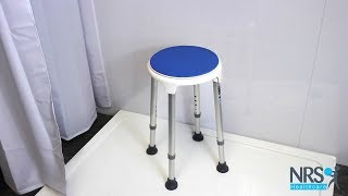 NRS Shower Stool with Swivel Seat Review