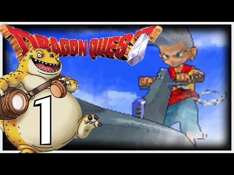 Dragon Quest Monster Joker #01 - Auf zur Monster Scout Meisterschaft!
