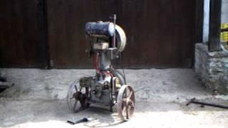 Démarrage moteur fixe Cérès