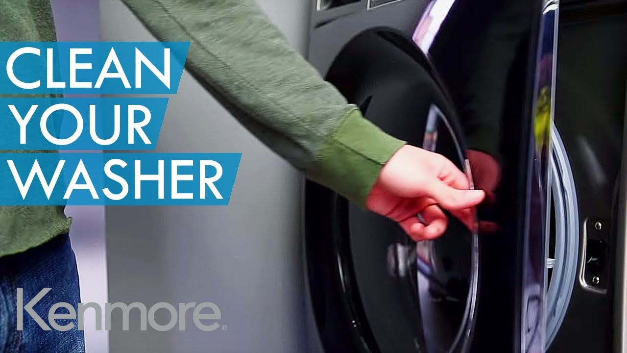 how to clean your washer machine