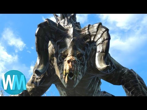 Download Youtube: Top 10 Hardest Things to KILL in Video Games