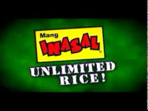 mang inasal commercial quotunlimited ricequot youtube