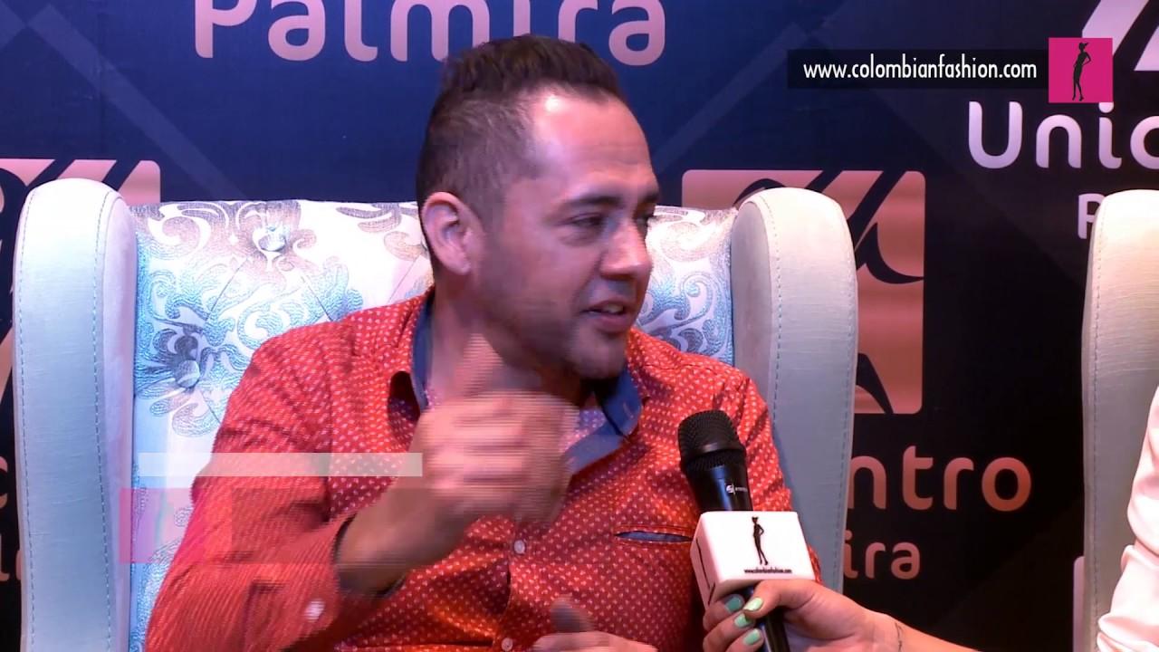 Entrevista - Jhon Bejarano - Expomoda Ciudad de Palmira