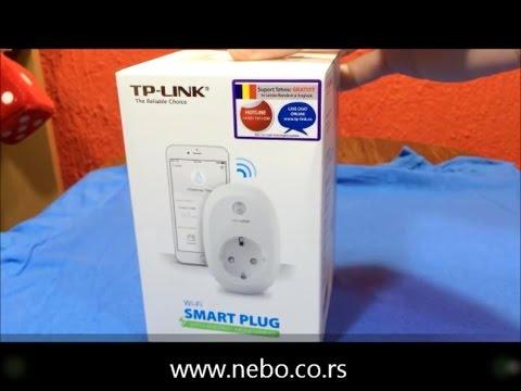 Pametna utičnica - www.nebo.co.rs - TP-Link HS110 - Smart Plug