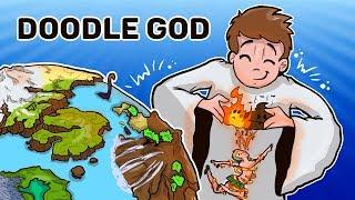 JAK POWSTAŁ CZŁOWIEK?! *nie uwierzysz z czego* - Doodle God