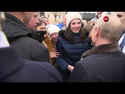 Տեսանյութ.  Վլադիմիր Պուտինն ամուսնության առաջարկ է ստացել