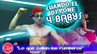 CUANDO suena CUATRO BABYS de MALUMA | Lo que callan los rumberos thumbnail
