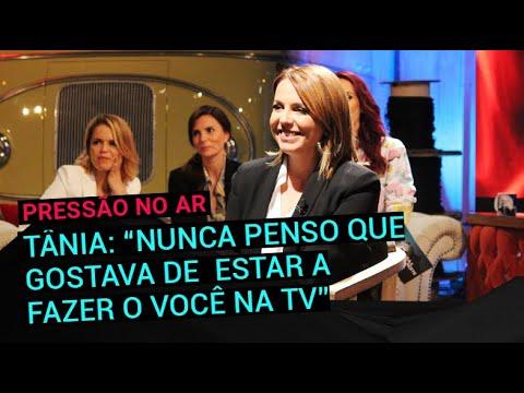 """Tânia Ribas de Oliveira: """"Nunca penso que gostava de estar a fazer o Você na TV"""""""