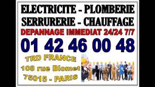 PLOMBIER PARIS 15 75015 DEPANNAGE PLOMBERIE 7/7 24/24(PLOMBIER PARIS 15 75015 DEPANNAGE PLOMBERIE 7/7 24/24., 2015-04-27T17:37:42.000Z)