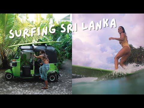 Surfing and Yoga in Sri Lanka   Dreamsea