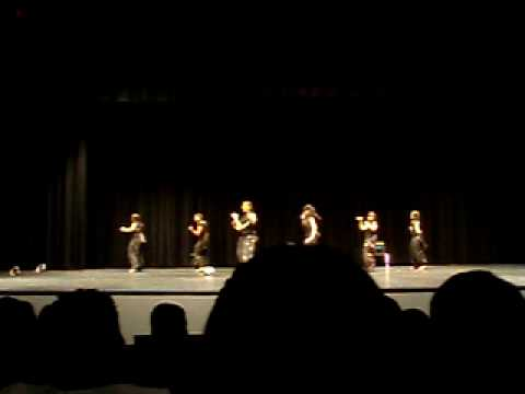 HHS Asian Explosion 2009 - BlackOut