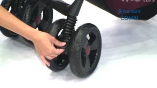 Бебешка количка   Lorelli   Combi Stroller COMBI   цена от 4BABY BG(WWW.4BABY.BG - Тук може да откриете нашите детски играчки стоки за бебето както и игри сортирани по категории...., 2015-03-07T16:44:03.000Z)