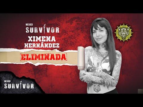 ¡Ximena es la segunda eliminada de Survivor México! | Survivor México